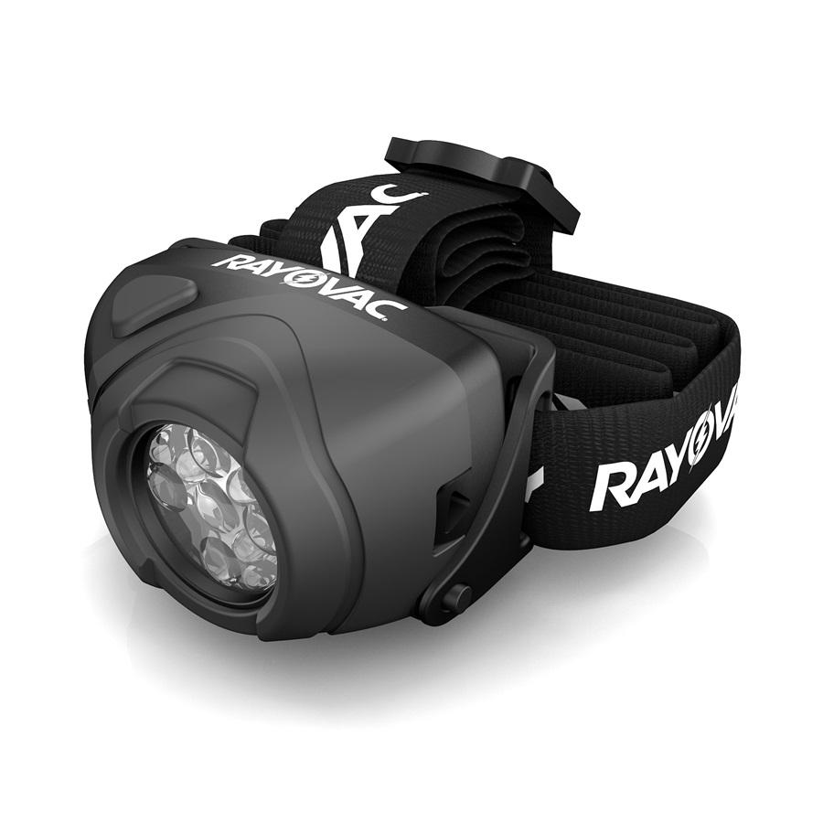 Virtually Indestructible 3AAA LED Headlight