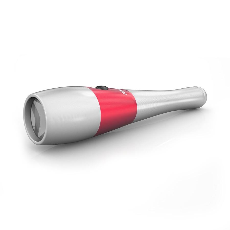 Brite Essentials 2AA LED Sleek Body Flashlight
