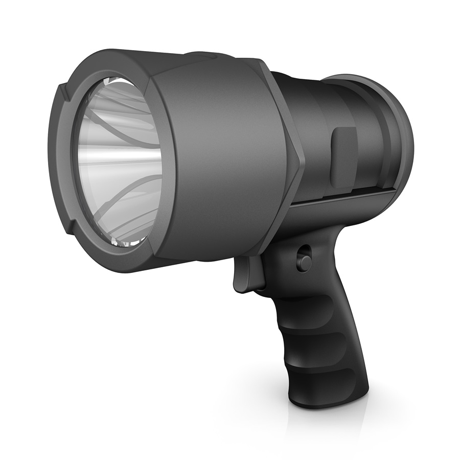 Virtually Indestructible Spotlight