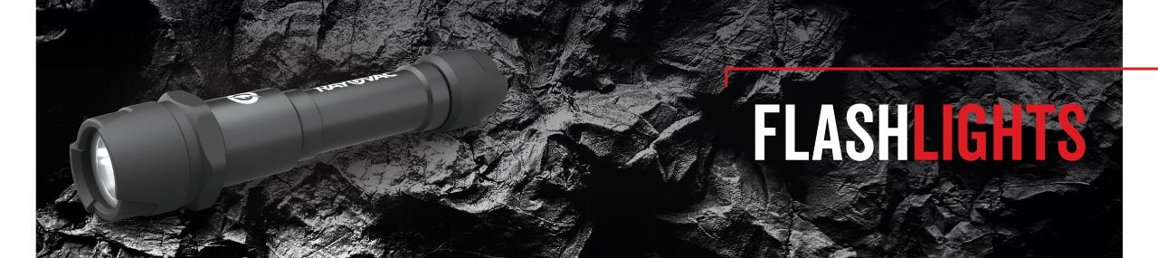 Virtually Indestructible Flashlights banner image